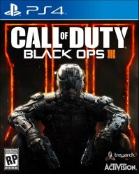 PS4. CALL OF DUTY BLACK OPS III. 3. EM PORTUGUÊS.  100% EM PORTUGUÊS.  NOVO.
