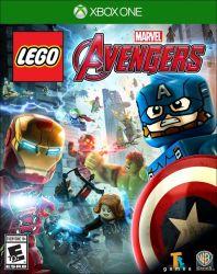 XBOX ONE. LEGO MARVEL AVENGERS. OS VINGADORES. 100% EM PORTUGUÊS.  NOVO.