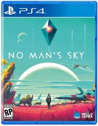 PS4. NO MAN´S SKY. NOVO.