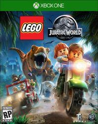 XBOX ONE. LEGO JURASSIC WORLD. 100% EM PORTUGUÊS. NOVO.