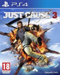 PS4. JUST CAUSE 3. EM PORTUGUÊS. NOVO.
