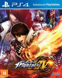 PS4. THE KING OF FIGHTERS XIV. 14. EM PORTUGUÊS. NOVO.