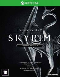 XBOX ONE. SKYRIM THE ELDER SCROLLS V. SPECIAL EDITION. NOVO.