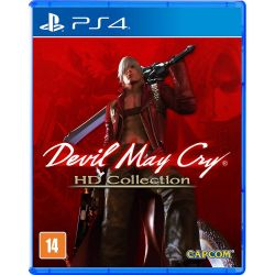 PS4. DEVIL MAY CRY.  HD COLLECTION. NOVO.