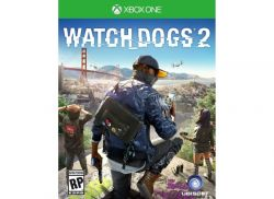 XBOX ONE. WATCH DOGS 2. II. 100% EM PORTUGUÊS. NOVO.