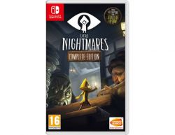 SWITCH. LITTLE NIGHTMARES. COMPLETE EDITION. NOVO.