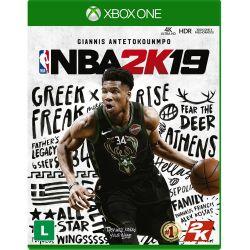 XBOX ONE. NBA 2K19. NOVO.