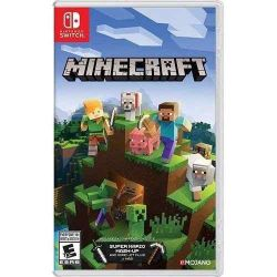 SWITCH. MINECRAFT. NOVO.