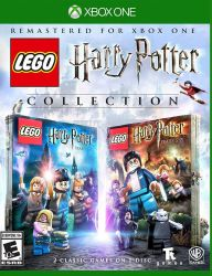 XBOX ONE. LEGO HARRY POTTER COLLECTION. NOVO.