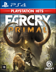 PS4. FAR CRY PRIMAL. EM PORTUGUÊS. NOVO.