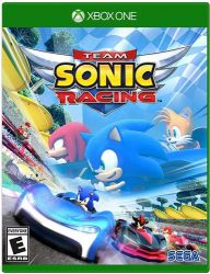 XBOX ONE. SONIC TEAM RACING. EM PORTUGUÊS.  NOVO.