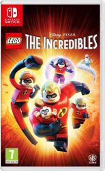 SWITCH. LEGO OS INCRÍVEIS. THE INCREDIBLES. EM PORTUGUÊS. NOVO.