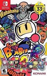 SWITCH. SUPER BOMBERMAN R. NOVO.
