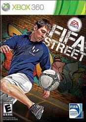 XBOX 360. FIFA STREET. NOVO.