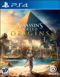 PS4. ASSASSINS CREED ORIGINS. 100% EM PORTUGUÊS. NOVO.