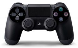 PS4. CONTROLE DUALSHOCK 4. MODELO NOVO: JET BLACK.  PRETO. 100% ORIGINAL SONY. PARA PS4.