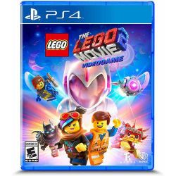 PS4. LEGO MOVIE 2 VIDEOGAME. 100% EM PORTUGUÊS. NOVO.