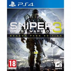 PS4. SNIPER GHOST WARRIOR 3. EM PORTUGUÊS.  NOVO.