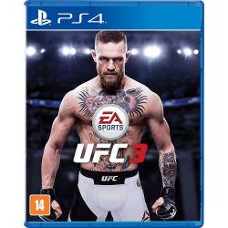 PS4. UFC 3. EM PORTUGUÊS. NOVO.