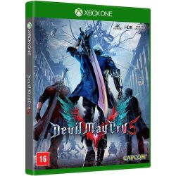 XBOX ONE. DEVIL MAY CRY 5. EM PORTUGUÊS. DMC. NOVO.