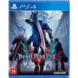 PS4. DEVIL MAY CRY 5. EM PORTUGUÊS.NOVO.
