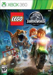 XBOX 360. LEGO JURASSIC WORLD.  100% EM PORTUGUÊS. NOVO.