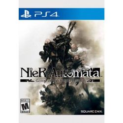 PS4. NIER AUTOMATA. GAME OF THE YEAR. NOVO.