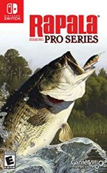 SWITCH. RAPALA  FISHING PRO SERIES. NOVO.