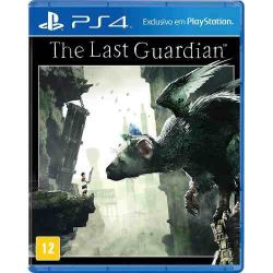 PS4. THE LAST GUARDIAN. EM PORTUGUÊS. NOVO.