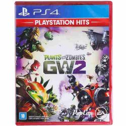 PS4. PLANTS VS ZOMBIES GARDEN WARFARE 2. EM PORTUGUÊS.REQUER INTERNET* GW2. NOVO.