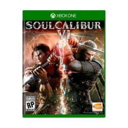 XBOX ONE. SOUL CALIBUR VI. 6.  NOVO.