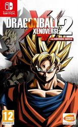 SWITCH. DRAGON BALL XENOVERSE 2. NOVO.