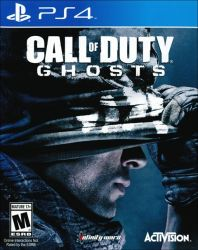 PS4. CALL OF DUTY GHOSTS. EM INGLÊS. NOVO.