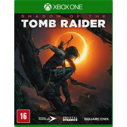 XBOX ONE. SHADOW OF THE TOMB RAIDER. 100% EM PORTUGUÊS. NOVO.