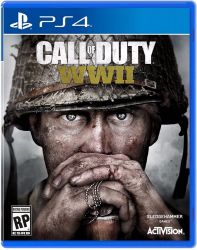 PS4. CALL OF DUTY WORLD WAR II. WW 2. EM INGLÊS. NOVO.