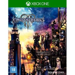 XBOX ONE. KINGDOM HEARTS 3. NOVO.