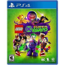PS4. LEGO VILLAINS. 100% EM PORTUGUÊS. NOVO.