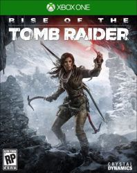 XBOX ONE. TOMB RAIDER. RISE OF THE TOMB RAIDER.  100% EM PORTUGUÊS. NOVO.