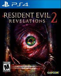 PS4. RESIDENT EVIL REVELATIONS 2 . NOVO.  EM PORTUGUÊS. NOVO.