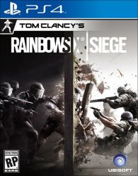 PS4. TOM CLANCYS RAINBOW SIX SIEGE. 100% EM PORTUGUÊS. NOVO.