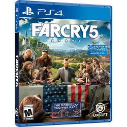 PS4. FAR CRY 5. EM PORTUGUÊS. NOVO.