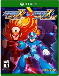 XBOX ONE. MEGAMAN X. MEGA COLLECTION 1 E 2. NOVO.