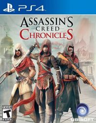 PS4. ASSASSINS CREED CHRONICLES. EM PORTUGUÊS.  NOVO.