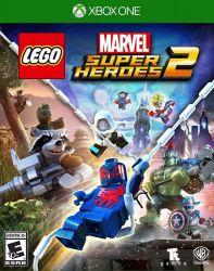 XBOX ONE. LEGO MARVEL SUPER HEROES 2.   100% EM PORTUGUÊS. NOVO.