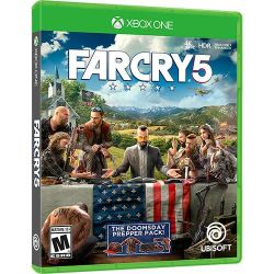 XBOX ONE. FAR CRY 5. EM PORTUGUÊS.  NOVO