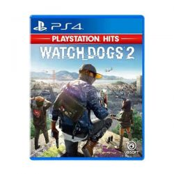 PS4. WATCH DOGS 2. II. 100% EM PORTUGUÊS. NOVO.