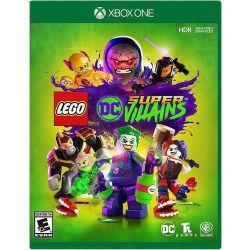 XBOX ONE. LEGO DC SUPER VILLAINS. 100% EM PORTUGUÊS.  NOVO.