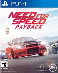 PS4. NEED FOR SPEED PAYBACK. EM PORTUGUÊS. NOVO.