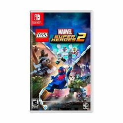 SWITCH. LEGO MARVEL SUPER HEROES 2. EM PORTUGUÊS. NOVO.