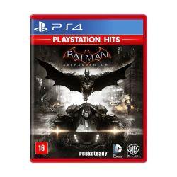 PS4. BATMAN ARKHAM KNIGHT. 100% EM PORTUGUÊS. NOVO.